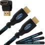 Cable Hdmi Twisted Veins Ultima Generacion 3d De 1,5 Mts