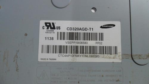 cables internos samsung ln32d403e2g