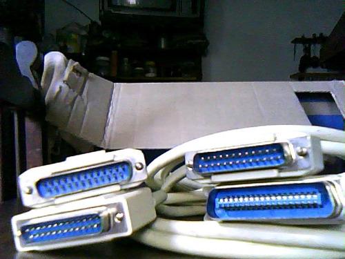 cables lpt y serie