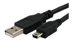 cables mini usb 5 pines 3 metros carga y datos usb 2.0