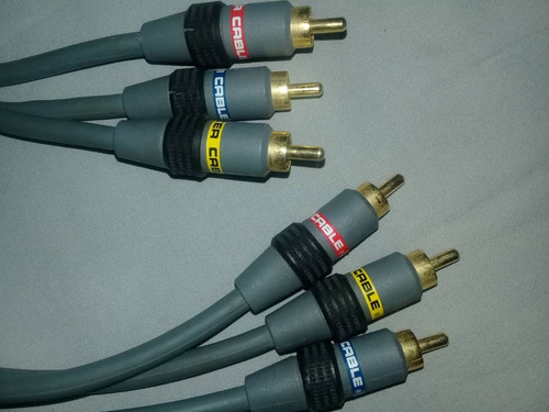 cables monster (12) usados