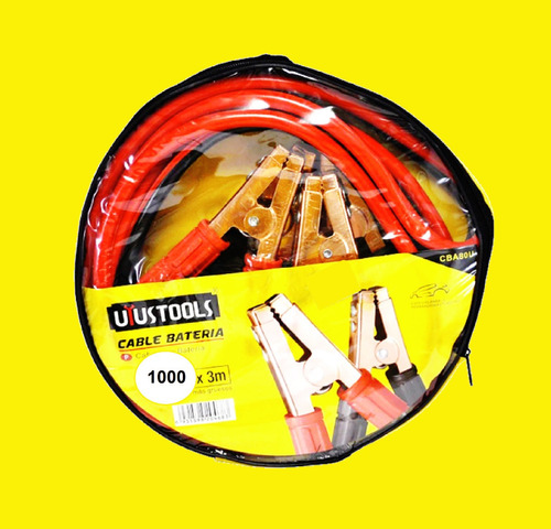 cables para baterías 1000 amperios x 3 metros /16mm