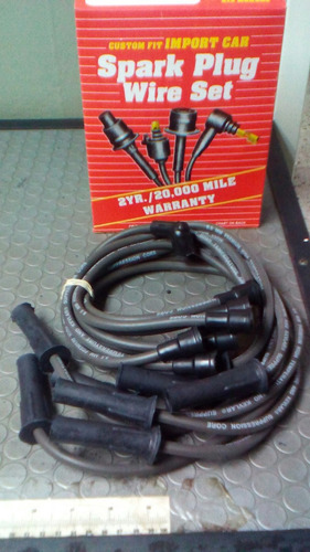 cables para bujias para chrysler-jeep dodge 318-360 8cil tn