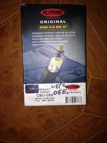 cables para bujias renault twingo