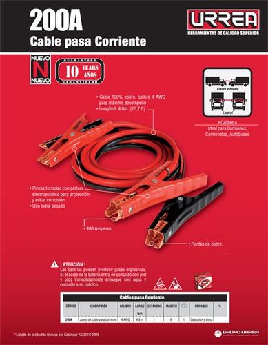 cables para corriente