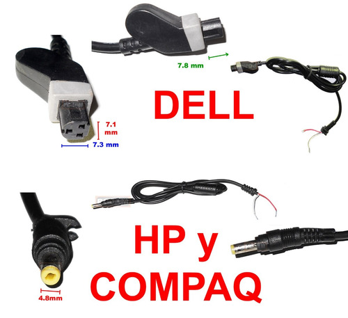 cables para notebook