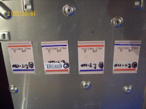 cables planos t-con a panel lsy460hq01-001 kdl-46hx850 3d