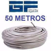 Cable Utp Cat 5e 50 Metros Marca Netvision 360 Testeado