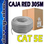 Caja Cable De Red Utp 305 Metros Categoria 5