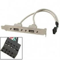 Usb 2.0 2 Port Cable Foxconn
