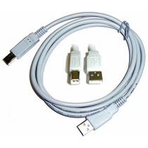 Cable Usb Impresora Epson Lexmark Samsung Hp Canon 5 Mts
