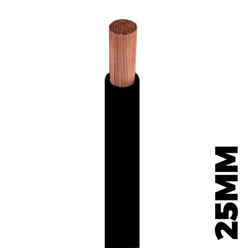 cabo 25mm flexível promoção 50m