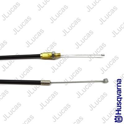 cabo acelerador roçadeira husqvarna 132r 133r