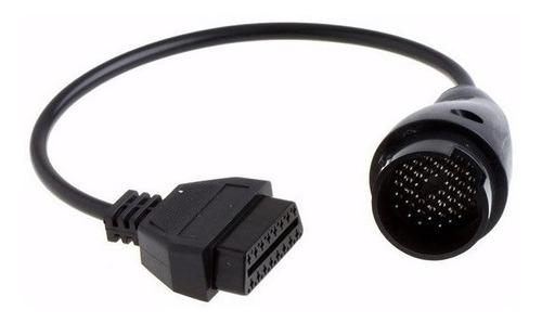 cabo adaptador obd2 16 pinos para 38 pinos mercedes benz