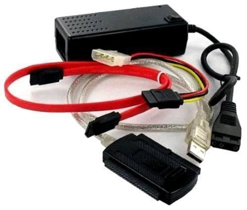cabo adaptador usb hd externo ide sata 250gb 500gb 750gb 1tb