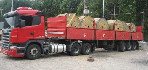cabo alumínio multiplex quadriplex 4x25mm²  rolo 20 metros