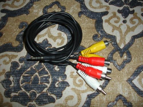 cabo audio e video