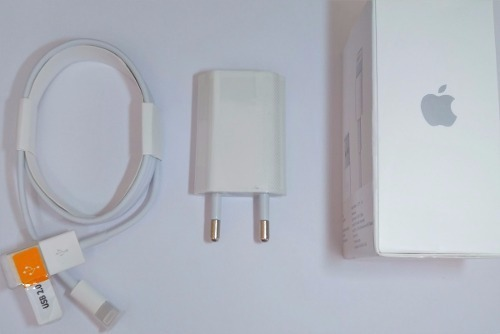f05d78fe638 Cabo + Carregador iPhone 5s 5 5c 6s 6 7 Plus Apple Original - R$ 19,99 em  Mercado Livre