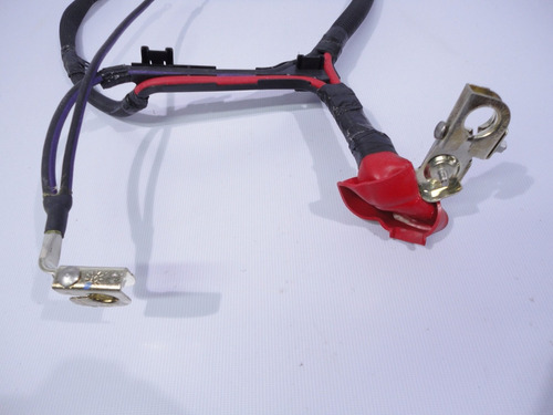 cabo chicote ligação bateria positivo negativo fusion 06/06