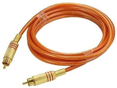 cabo coaxial digital 5 metros ld cabos