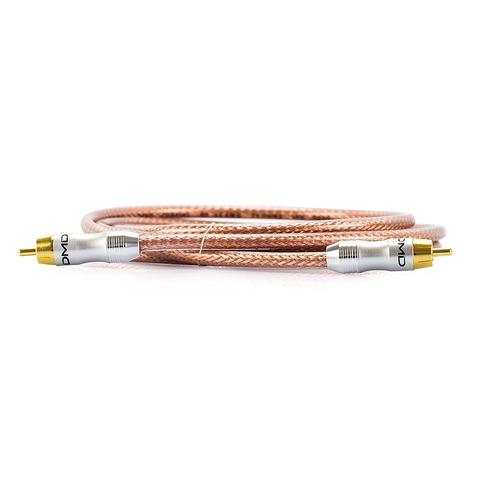 cabo coaxial digital (spdif) - 50 metros - cirilo cabos