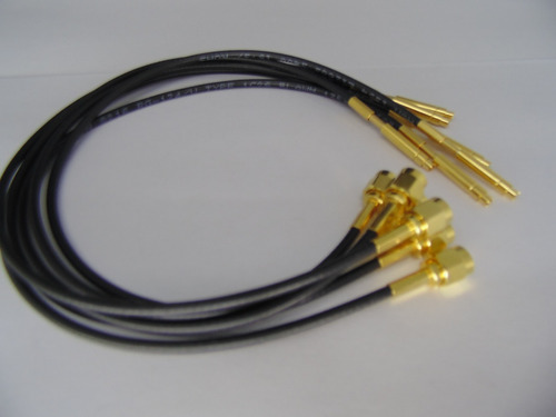 cabo coaxial - rf