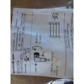 Cabo Conector Para Transmissores 4 Fios, Pacote Com 4 Peças