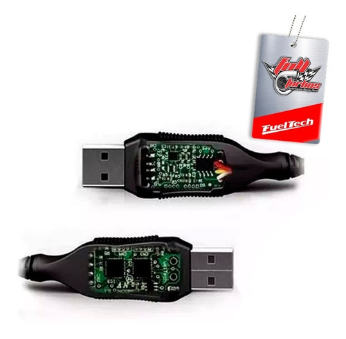 cabo conversor usb-can fueltech + brindes