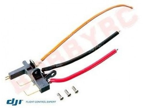 cabo da bateria dji parts vision 2 power plug part 6