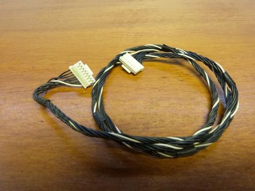 cabo da placa funções teclado philips 40pfl3605d/78