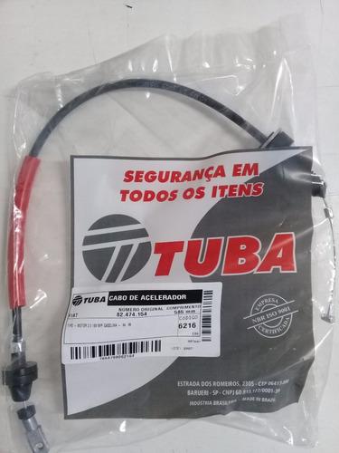 cabo de acelerador tipo 2.0 mpi 16v gasolina 94...95 - 6216