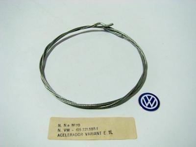 cabo de acelerador variant - tl