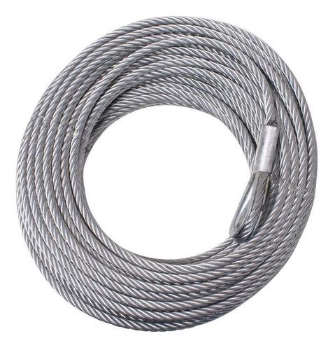cabo de aço galvanizado p/ guinchos de 9000lbs à 12000lbs