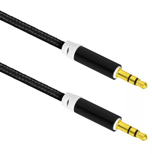 cabo de áudio auxiliar p2 x p2 transferência de áudio