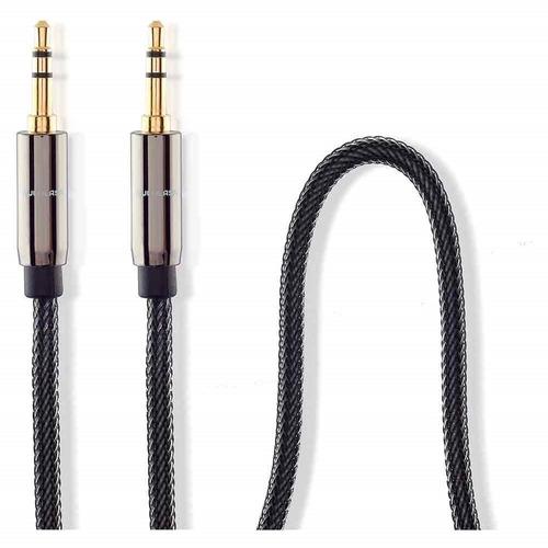 cabo de audio multilaser estereo p2 (3,5mm) m xm 1,8m