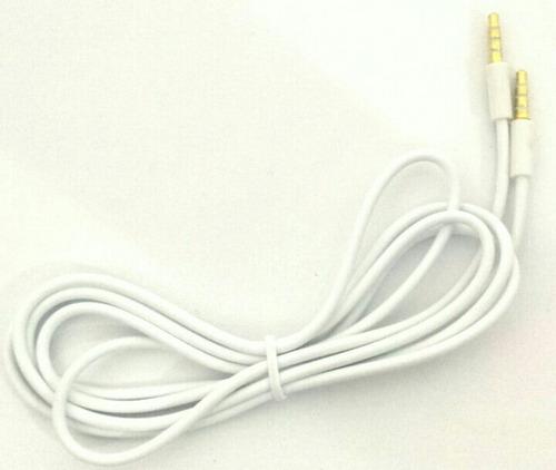 cabo de áudio p2 p2 para celulares e som automotivo