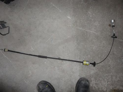 cabo de embreagem sandero 1.6 16