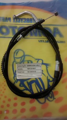 cabo de embreagem ybr 125 2006/07