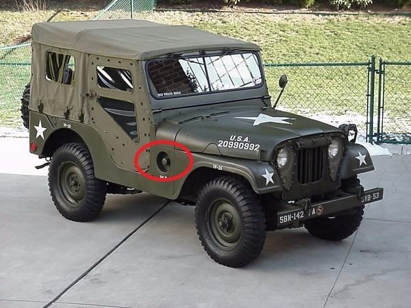 Cabo De For 231 A Novo S 233 Rie M Jeep M38 M38a1 Jeep Militar