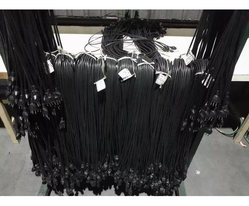 cabo de força pc 0,75mm 10 amperes 1,50 metro