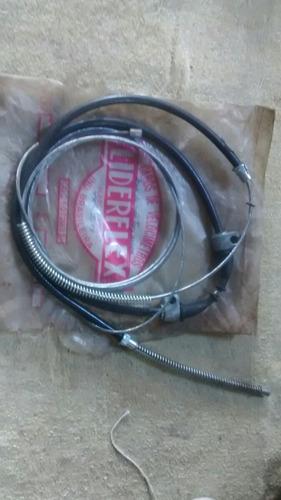 cabo de freio de mão traseiro simca