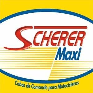 cabo de freio scherer maxi 592 - honda cg fan 150 esi 2012