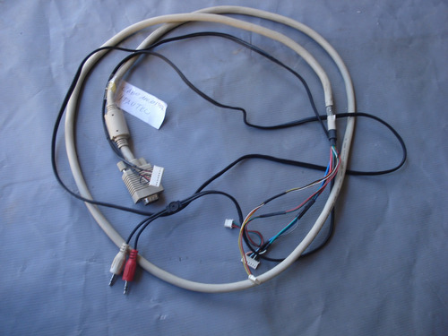 cabo de monitor ctr itautec