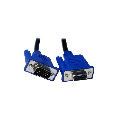 cabo de monitor extensor hdb15m x hdb15 f 10mts c/filtro