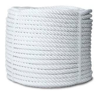 cabo de nylon trenzado americano de 1 1/2` *mts **br**