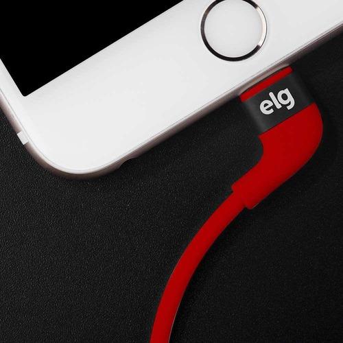 cabo de recarga e sincronização 90° lightning - elg