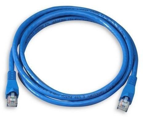 cabo de rede ethernet 1,8m cat.6e pc-eth6e1801