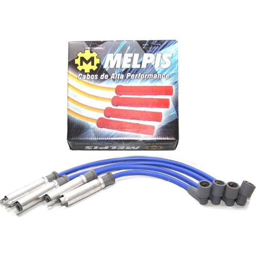 cabo de vela gm prisma 2005 2006 até 2012 azul 10mm melpis