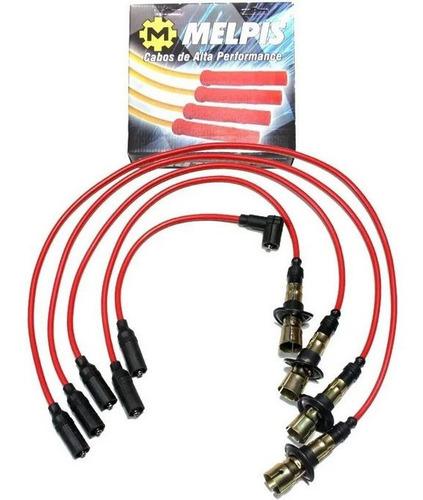 cabo de vela kombi fusca c/ catalisador 1600 7mm