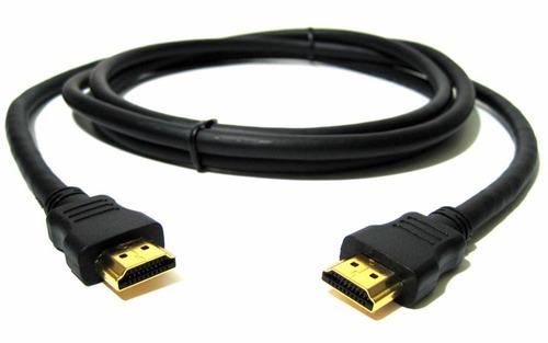 cabo de video/ tv/ monitor hdmi x hdmi 19 pinos - 1,5 metros